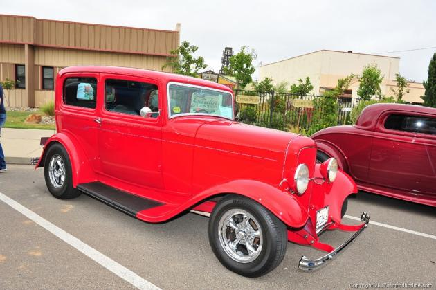 All Ford Car Show Orcutt Ca