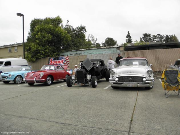 Redwood Chapel Car Show