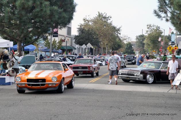 Th Annual El Segundo Main Street Car Show Hotrod Hotline - Main street car show