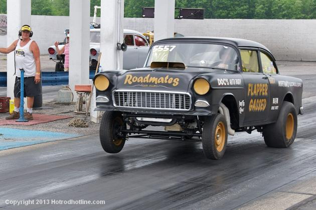 2013 Gasser Reunion at Thompson Raceway Park May 31-June 1