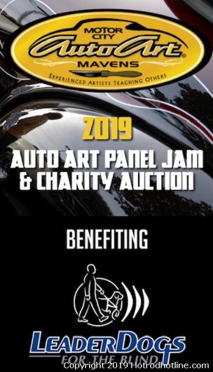 Motor City Auto Auction >> 2019 Motor City Auto Arts Mavens Auto Art Panel Jam