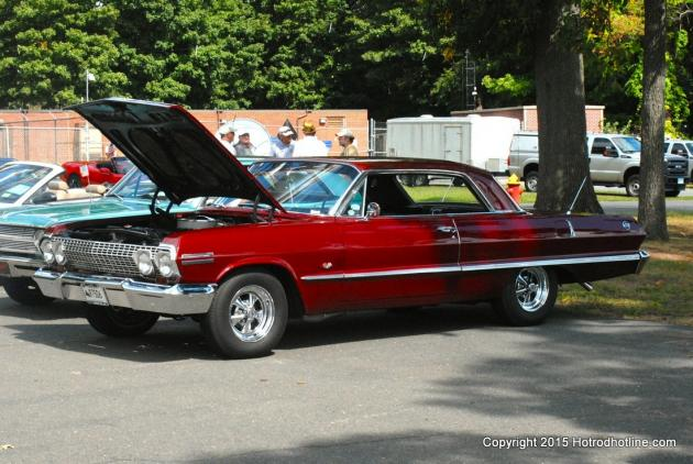 Rocky Hill Veterans Home Car Show