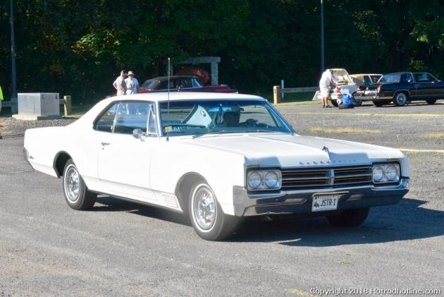 22nd Annual All Oldsmobile Car Show | Hotrod Hotline