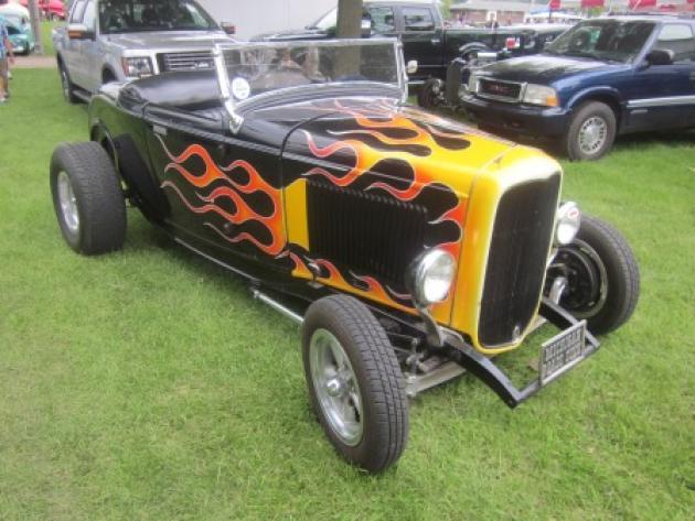 Hot Rod Barn : Th annual wilson barn antique hot rod show hotrod