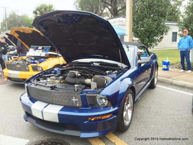 Th Annual Longwood Mustang Car Show