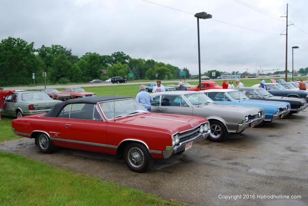 Lynch Burlington Wi >> 34th Annual Lynch Super Store Oldsmobile Show | Hotrod Hotline