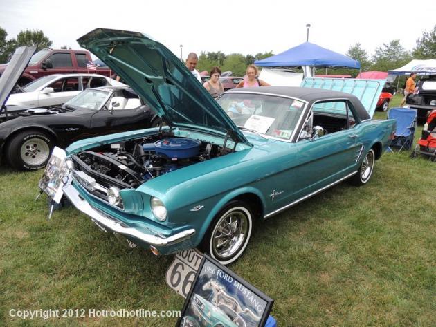 Doylestown Car Show August