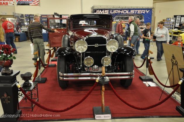 40th Anniversary Boise Roadster Show 2012 Hotrod Hotline