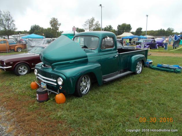 Pumpkin Run Car Show Owensville Oh