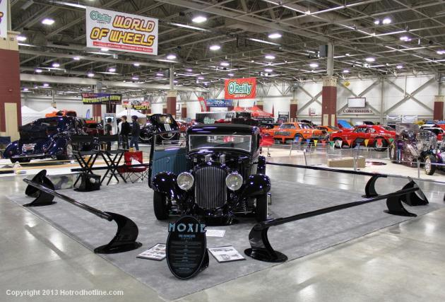 St Annual OReilly Auto Parts Milwaukee World Of Wheels Hotrod - O reilly car show