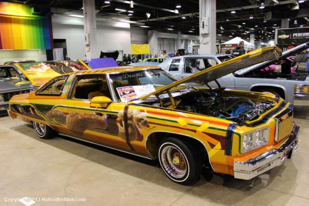 51st O Reilly Auto Parts World Of Wheels Chicago Hotrod