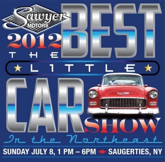 9th annual sawyer motors car show hotrod hotline for Sawyer motors saugerties ny
