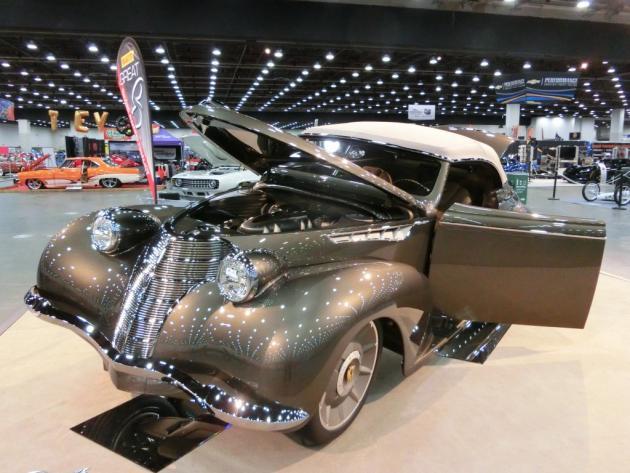 Motor 39 N Billy Thomas 1939 Oldsmobile Conversion Wins