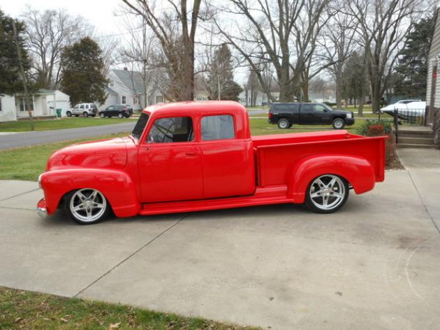 RECOVERED - 1949 Chevy Truck - Indianapolis, IN | Hotrod ...