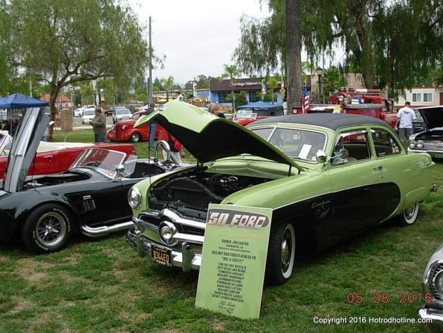 American Heritage Car Show Hotrod Hotline - American heritage car show