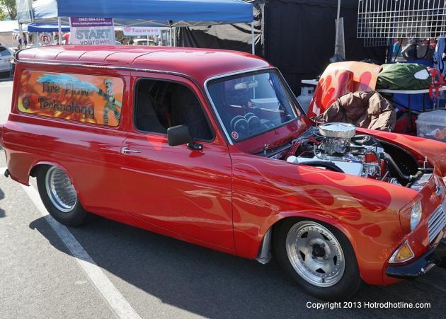 Belmont Car Show  Long Beach