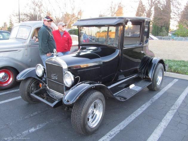 Bob S Big Boy Car Show Northridge
