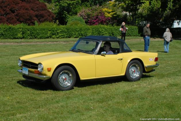 British Car Shows Ct