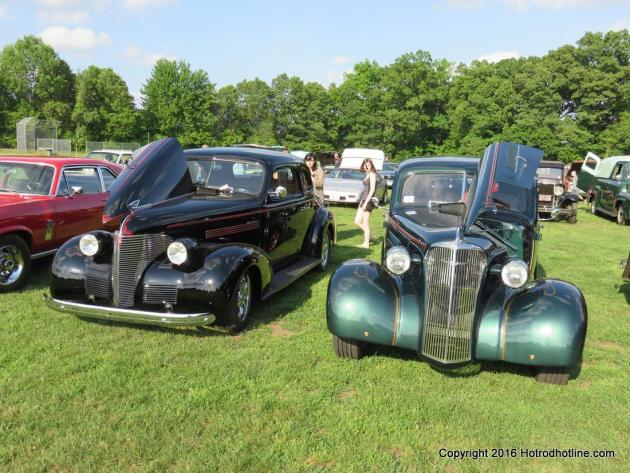 Moose Club Car Show Chicopee