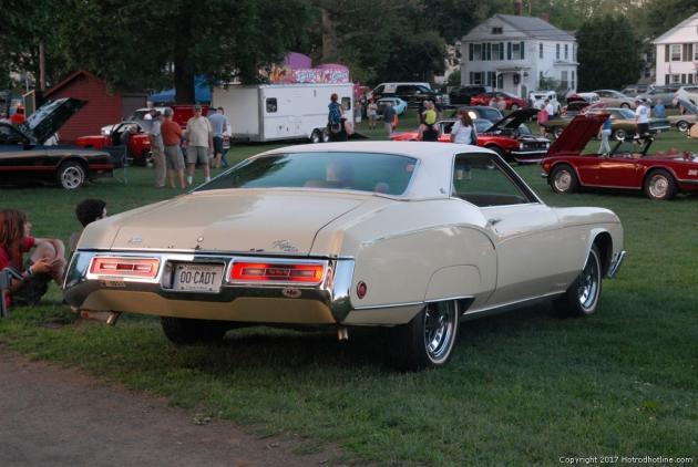 Colchester Ct Car Show