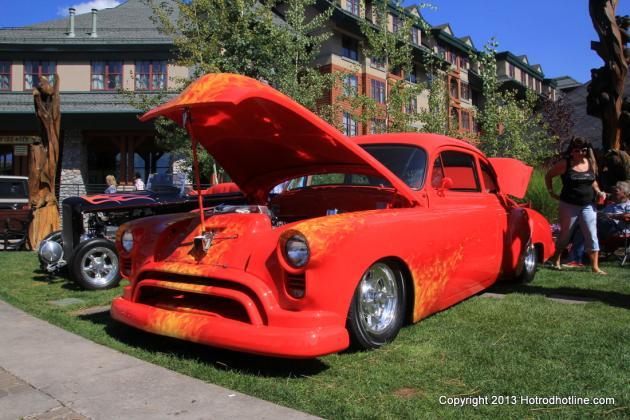 Downtown Reno Car Show Hotrod Hotline - Reno car show