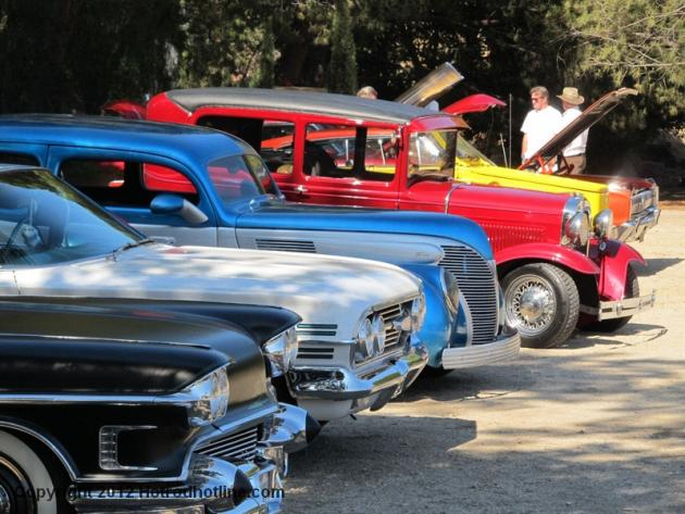Simi Valley Elks Lodge Car Show