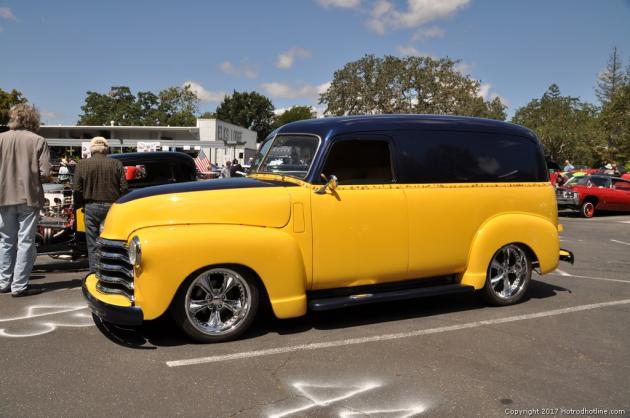 Car Show In Sacramento Next Wednesday