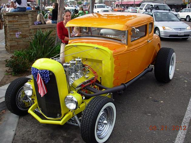 Encinitas Car Show Thursday