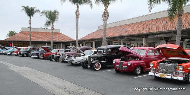 Enderle Center Car Show