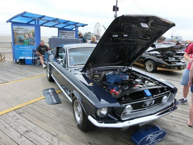 Fall Boardwalk Classic Car Show