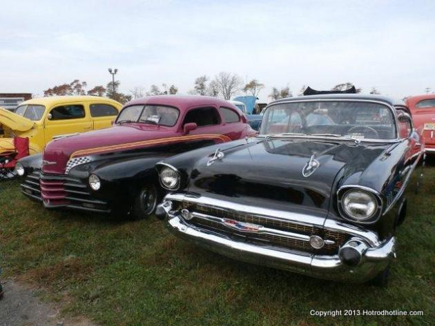 Flemington Speedway Historical Society Car Show