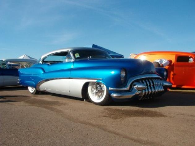 Paul Dorey S 1953 Buick Super Custom Hotrod Hotline