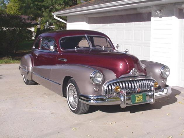 1947 buick roadmaster sedanette hotrod hotline. Black Bedroom Furniture Sets. Home Design Ideas