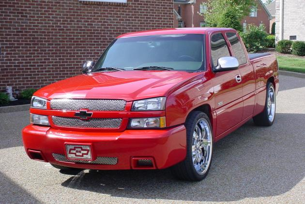 2003 Chevy Silverado Ss Limited Edition Hotrod Hotline