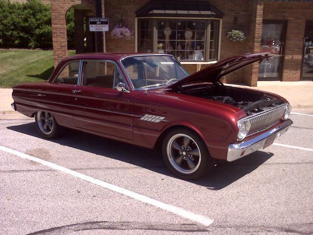 1962 Ford Falcon Futura Hotrod Hotline