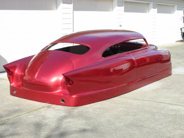 1951 Nash 2 Door Sedan Hotrod Hotline