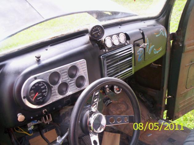 1950 F2 Ford Truck Hotrod Hotline