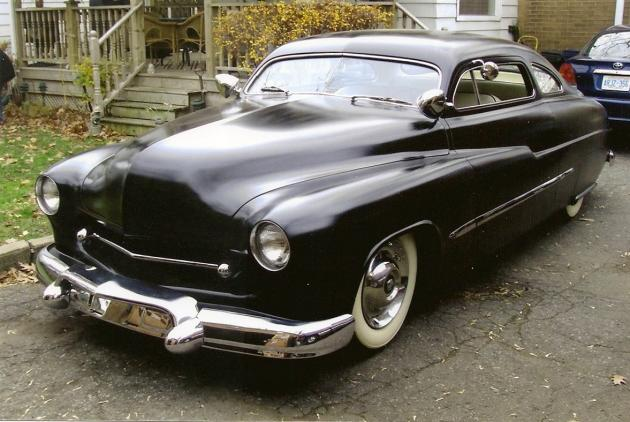 Car Brands That Start With D >> 1949 Mercury Custom | Hotrod Hotline