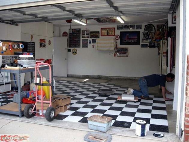 Brian And Joann Eichelberger S Garage Hotrod Hotline