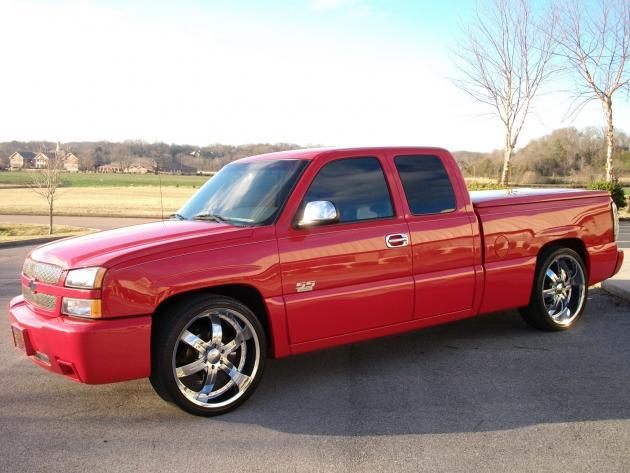 Rod Reprogle's 2003 Chevy Silverado SS | Hotrod Hotline