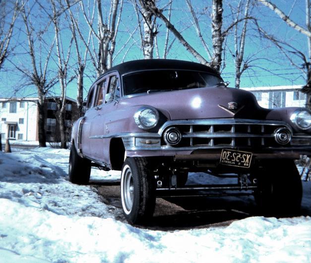 Old Custom Hearse Hotrod Hotline