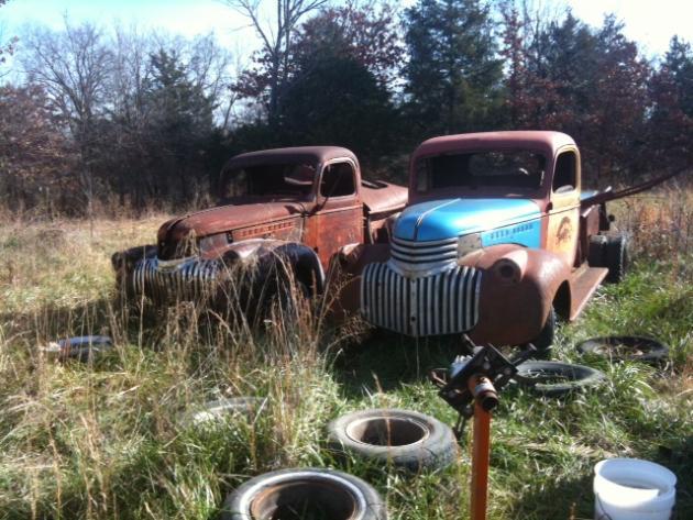 From the Fields Around Eureka Springs Arkansas   Hotrod ...