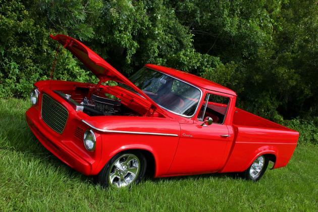 1963 Studebaker Champ | Hotrod Hotline