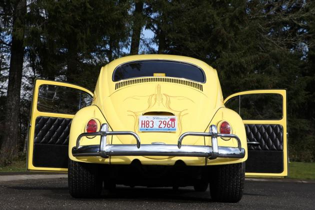 Tom Duttrey S Street Freak V8 Beetle Hotrod Hotline