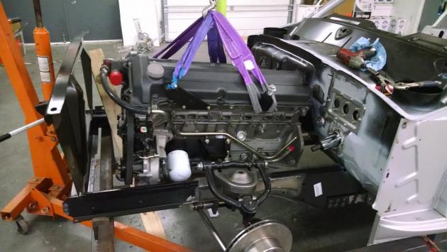 Classic Mustang Meets English V12 | Hotrod Hotline