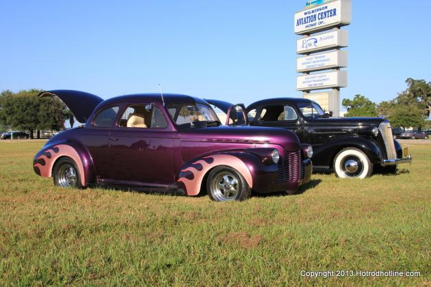 Gasket Goons Car Show