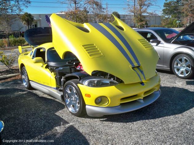 Car Show Myrtle Beach November