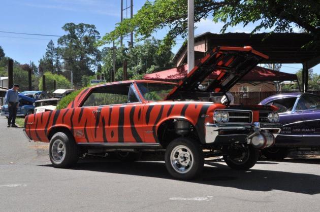 Kulture Shock  Car Show