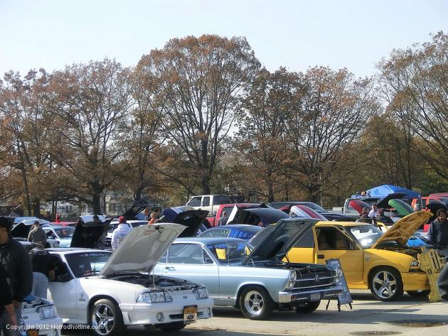 Long Island Car Show And Swap Meet