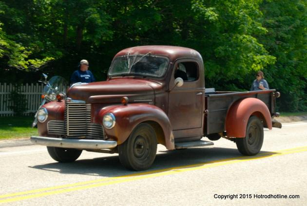 Old Lyme Lions Memorial Day Classic Car Show